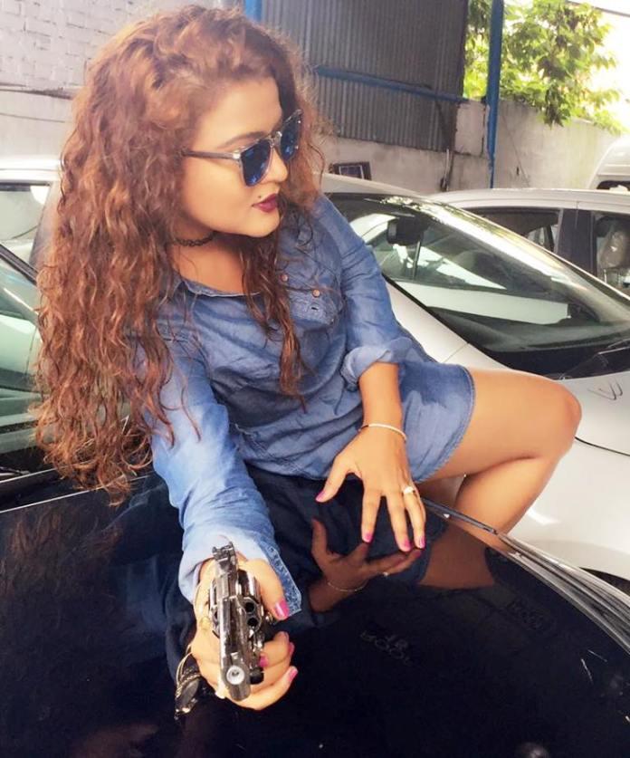 Rekha Thapa's New Looks 1