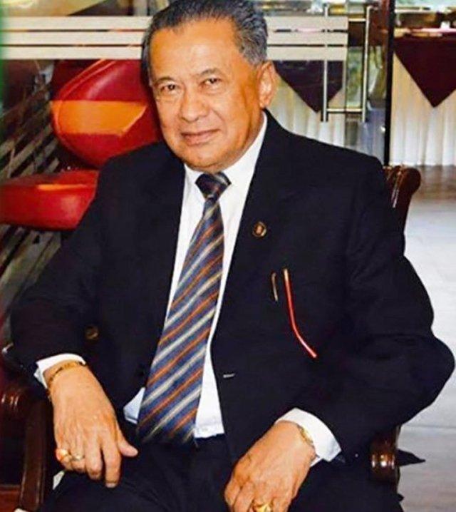 Late Nar Bahadur Bhandari-Past Chief Minister of Sikkim