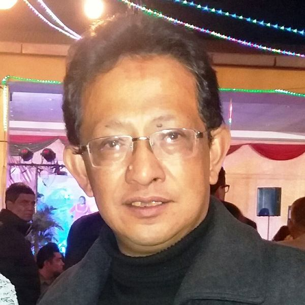 Nepal Bhasha's First Leading Journalist Mr. Bijay Ratna Tuladhar.
