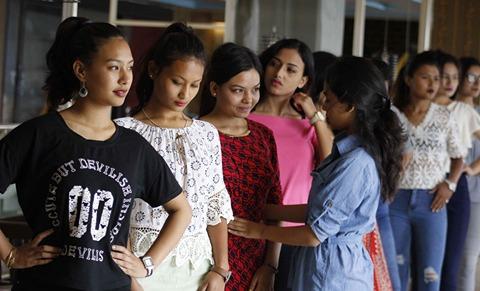 Mohana Dashain Fashion 2