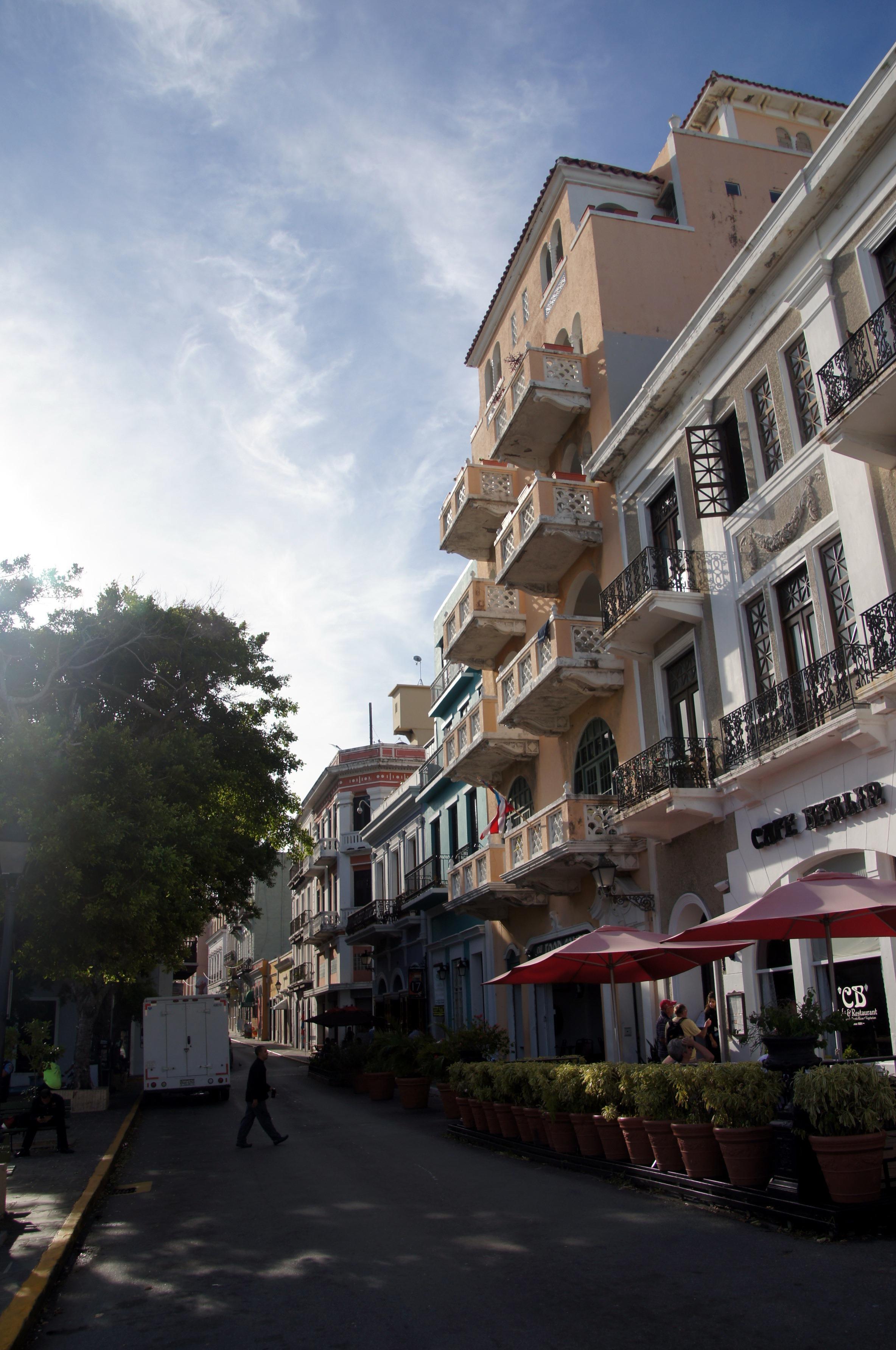 Around The Old City Of San Juan Puerto Rico