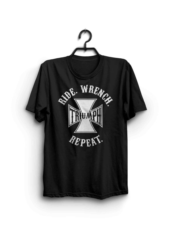 Ride Wrench Repeat Triumph