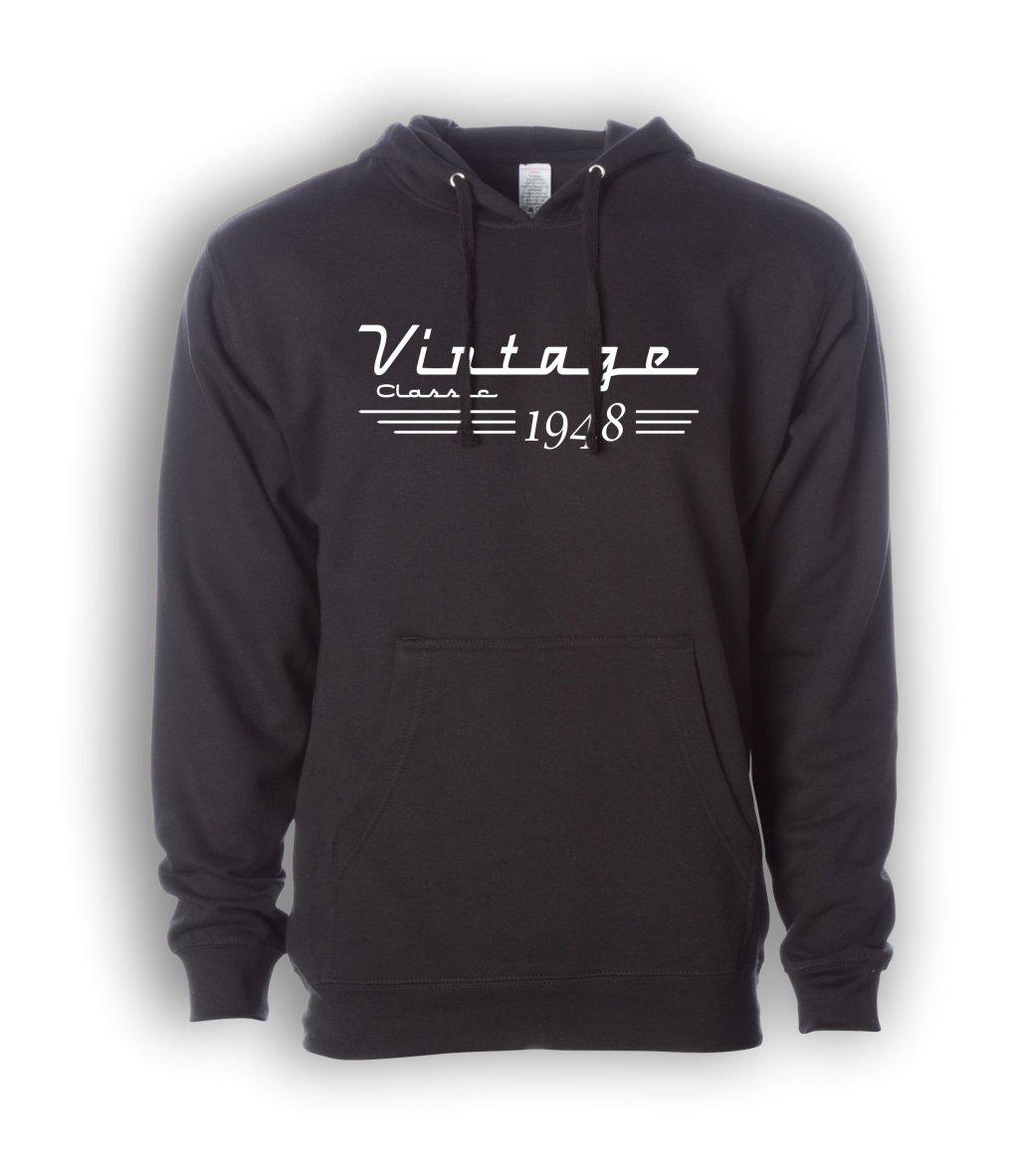 70th Birthday Hoodie Sweatshirt – 70th Birthday Gift – Born in 1948 – Gift For 70th Birthday – Dad Birthday – Grandpa Birthday – Hoody