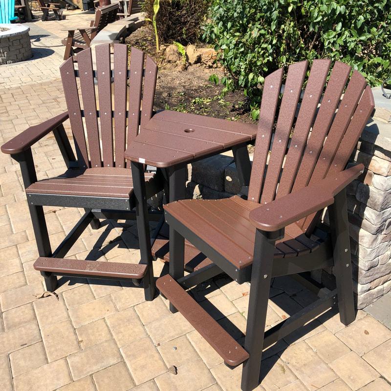 charlotte poly lumber furniture