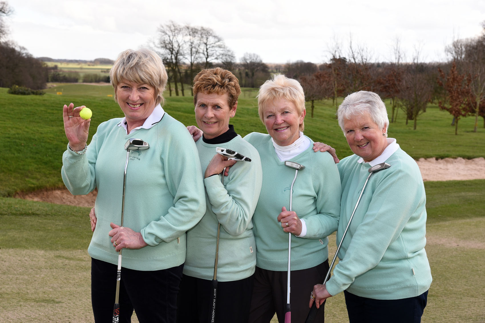Eye Surgery Specialist Milind Pande talks about the Louth Lady Golfers