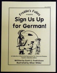 Sign Us Up for German-0