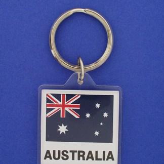 Australia Keychain-0