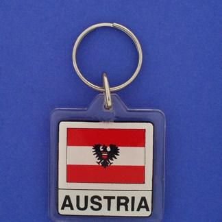 Austria Keychain-0