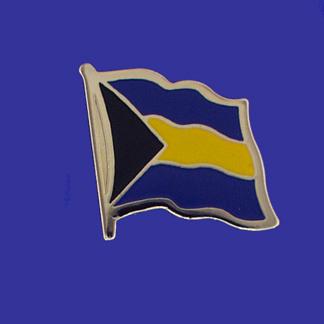 Bahamas Lapel Pin-0