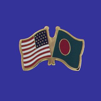 USA+Bangladesh Friendship Pin-0