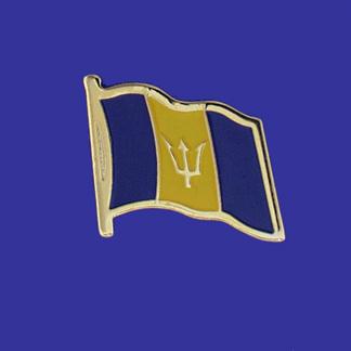 Barbados Lapel Pin-0