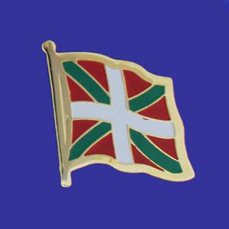 Basque Lands Lapel Pin-0