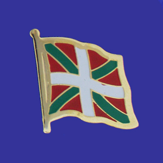 Basque Lands Lapel Pin-0