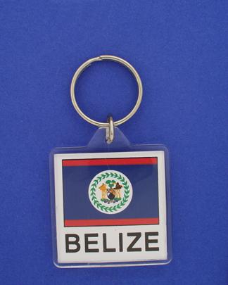 Belize Keychain-0