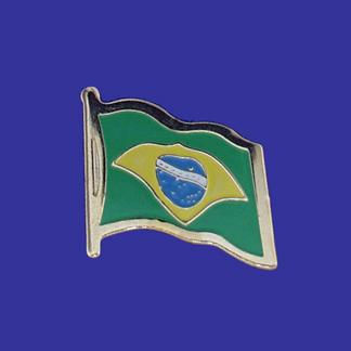 Brazil Lapel Pin-0