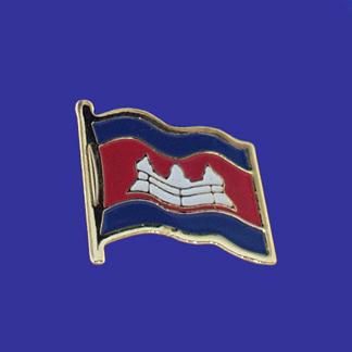 Cambodia Lapel Pin-0