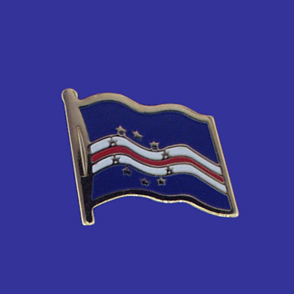Cape Verde Lapel Pin -0