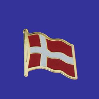 Denmark Lapel Pin-0