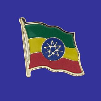 Ethiopia Lapel Pin-0
