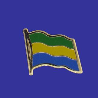 Gabon Lapel Pin-0
