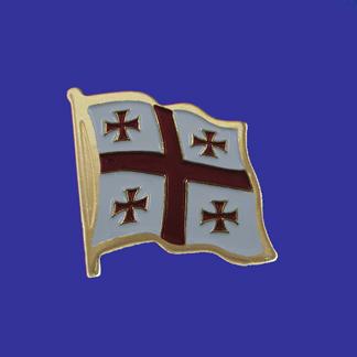 Georgia Republic Lapel Pin-0