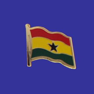 Ghana Lapel Pin-0