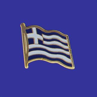 Greece Lapel Pin-0