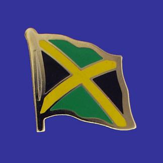 Jamaica Lapel Pin-0