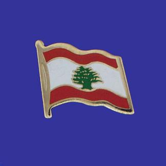 Lebanon Lapel Pin-0