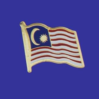 Malaysia Lapel Pin-0