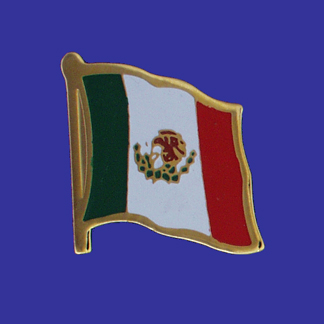 Mexico Lapel Pin-0