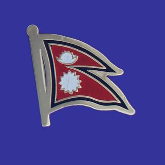 Nepal Lapel Pin-0