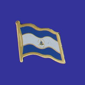 Nicaragua Lapel Pin-0