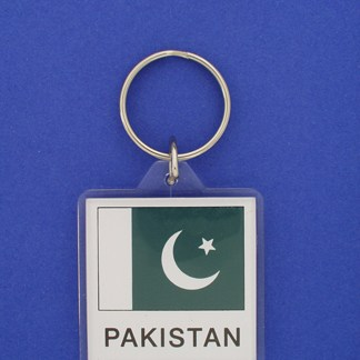 Pakistan Keychain-0