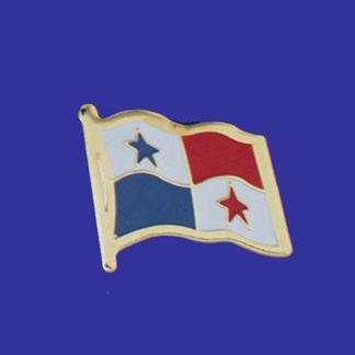 Panama Lapel Pin-0