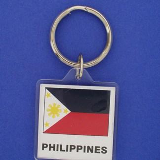 Philippines Keychain-0