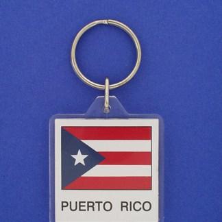 Puerto Rico Keychain-0