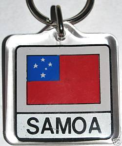 Samoa Keychain-0