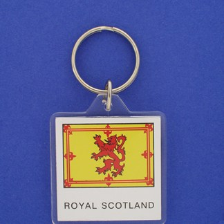 Scotland (lion) Keychain-0