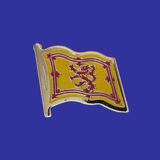 Scotland (lion) Lapel Pin-0