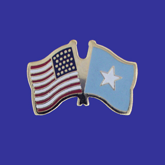 USA+Somalia Friendship Pin-0