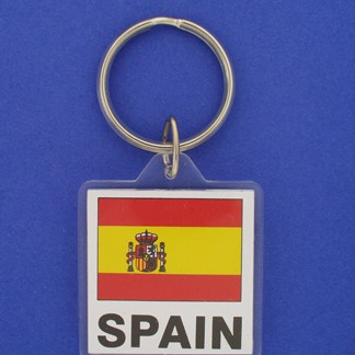 Spain Keychain-0