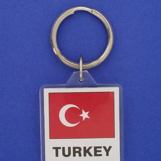Turkey Keychain-0