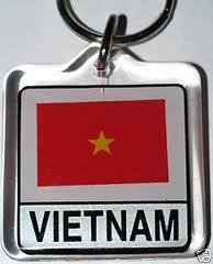 Vietnam Keychain-0