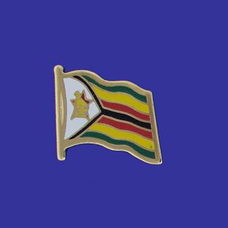 Zimbabwe Lapel Pin-0
