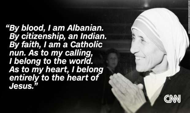 Image result for mother teresa albanian image