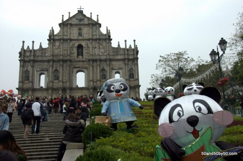 Ruins of the Church of St Paul will be the highlight of your Macau day trip