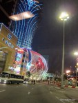 Macau casino lights
