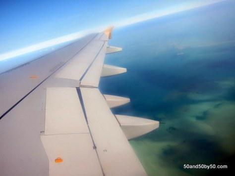flight to Bahrain