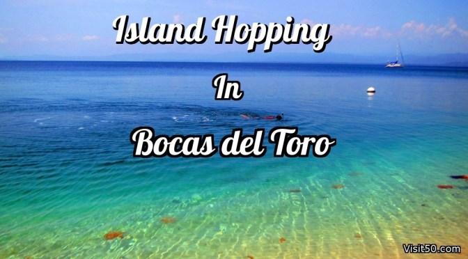 Island Hopping in Bocas del Toro Panama Visit50